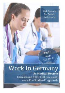 Jobs for Doctors in Gerany